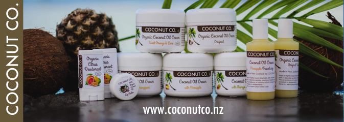 coconutco coconut oil skin cream